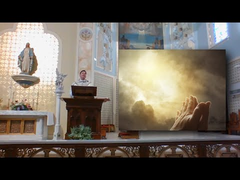 Fr. Altman: In You Lord, I Have Found My Peace