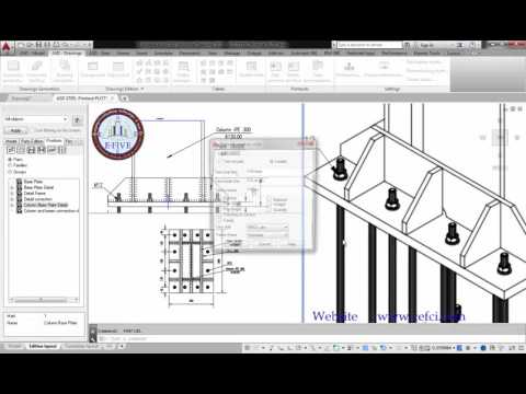 AutoCAD Structural detailing steel cambodia