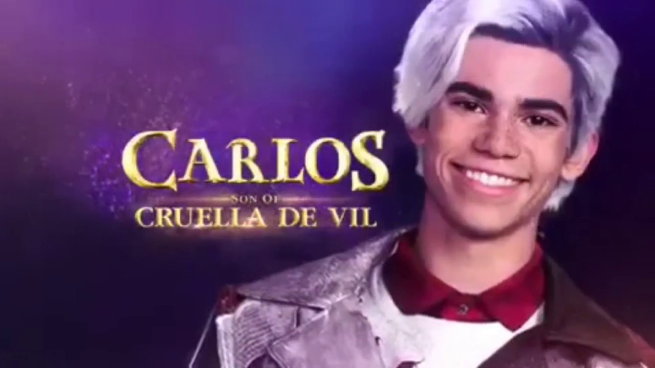 Meet Carlos Descendants 2 Youtube