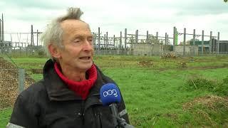 """Bewoners verbaasd over kaalslag Vierverlaten: """"Dit valt erg rauw op ons dak"""""""