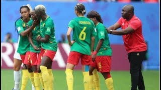 WORLD CUP | Jacqui Oatley on the England vs Cameroon fall-out