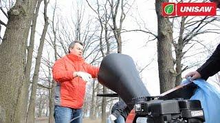 видео Садовые пылесосы и воздуходувки  MTD
