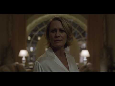 Claire Underwood breaks the fourth wall (S05E11)