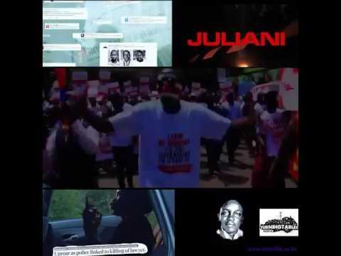 Juliani's new video shines spotlight on extrajudicial killing