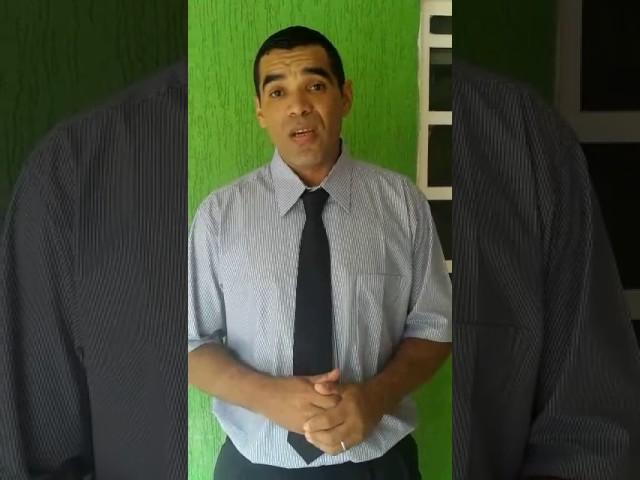 Testemunho do Leandro Santos, saiu do lixão, forte demais.