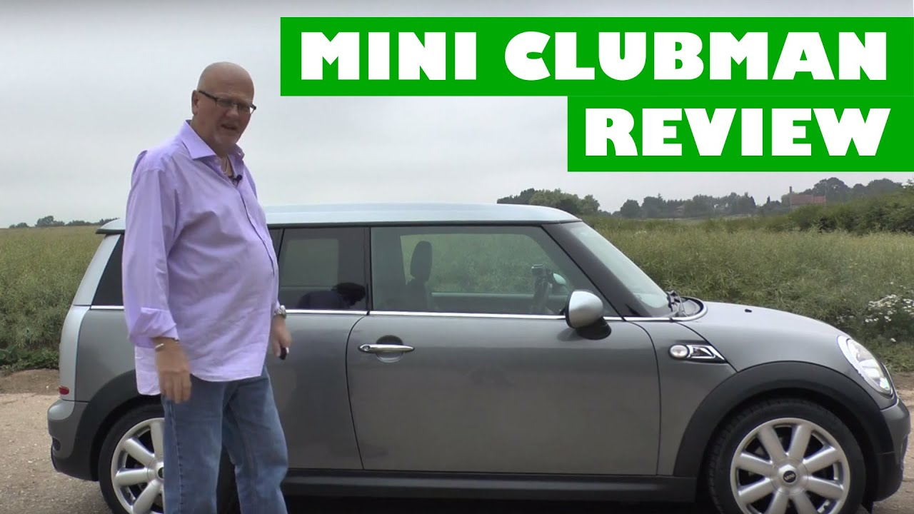 Mini Clubman Cooper S Review Full Detailed Interior Exterior And Driving