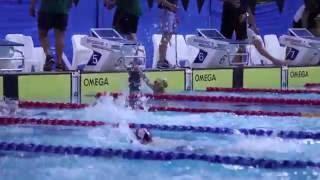 Marist College Ashgrove AIC Swimming 2015