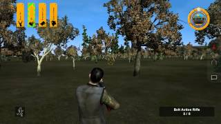 Deer Hunter Tournament Bemutató~Gameplay