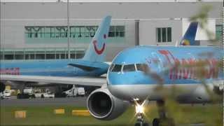 Planes at Birmingham Airport | 14/07/12