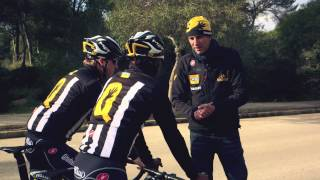 #BicyclesChangeLives: A special training