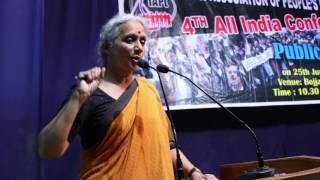 UID, Surveillance and the New Emergency - Dr. Usha Ramanathan