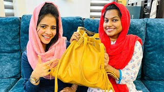 What's In My Bag 😄 | Suhana Basheer | Mashura Basheer