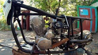 Урал с двигателем 150 кубов. О нём мечтали все мальчишки в СССР!