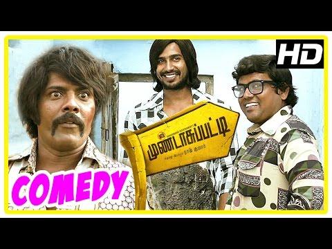 Mundasupatti Comedy Scenes | Part 3 | Vishnu | Kaali Venkat | Munishkanth | Latest Tamil Comedy