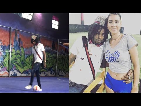 Alkaline - Pretty Girl Team (Video Shoot) October 2017