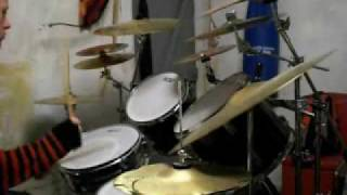 Eisregen - Das Liebe Beil - Drumcover