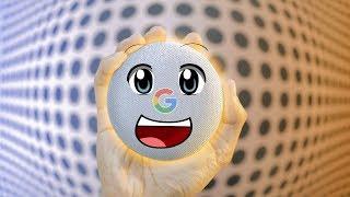 خلي جوجل يسمع كلامك ! | Google Home Mini