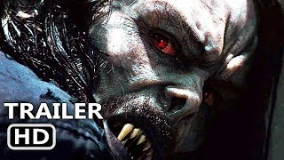 MORBIUS Official Trailer (2020) Jaŗed Leto, Spider-Man Spin-Off Movie HD