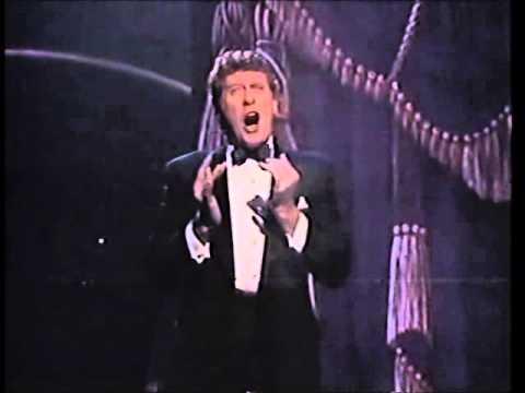 Tony Awards - Michael Crawford sings Music of the Night - 1991