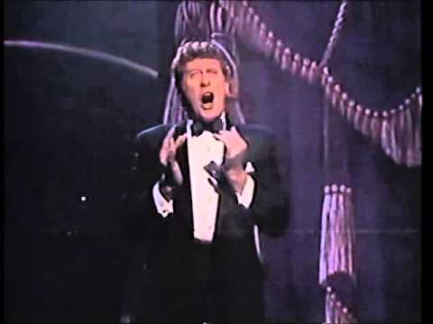 Tony Awards - Michael Crawford sings Music of the Night - 1991