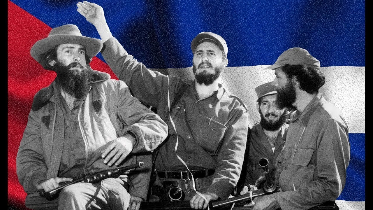 Resultado de imagem para 60 anos da revolução cubana