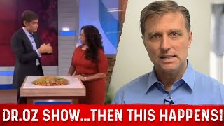 Dr. Berg Scheduled to Do the Dr. Oz Show...Then THIS Happens! MUST WATCH