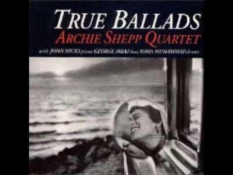 Archie Shepp Quartet Parisian Concert Volume 1