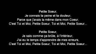 Laam - Petite Soeur (avec paroles) thumbnail