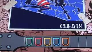Guitar Hero 3: Easy-to-Do Cheats