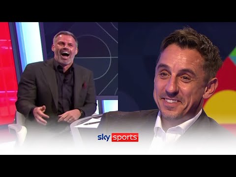 Two English Soccer Pundits Spoof Their Way Through NFL Predictions.