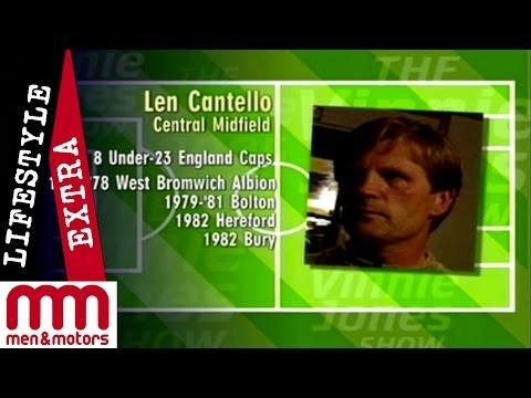 Diana Binks interviews Len Cantello