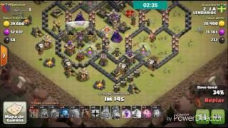 Melhores Estratégias para Cv9 War ? - Clash of Clans