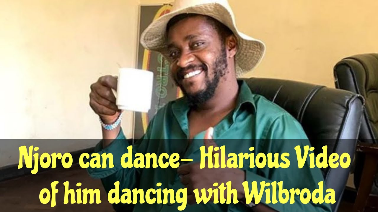 Hilarious Dancing Video of Njoro of Papa Shirandula and Wilbroda #njoropapashirandula