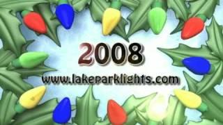 Dueling Banjos - LakeParkLights 2008