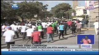 First Lady Margaret Kenyatta launch the