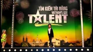 [29/49] Đăng Quân & Bảo Ngọc - Nhảy - Vietnam's Got Talent 2011