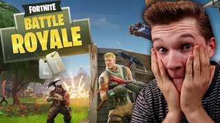 FREE BATTLE ROYALE GAME! | Fortnite first time :D | Come&Join!