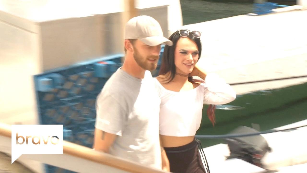 Below Deck: Kyle Dixon's Girlfriend Arrives (Season 4, Episode 12)   Bravo
