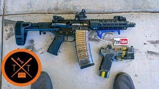 Aero Precision AR Pistol Build Review!