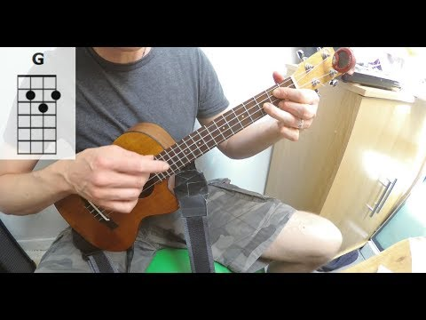 Here Comes The Sun George Harrison Easy Ukulele Fingerstyle