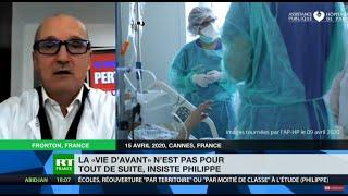 Coronavirus en France : «Le nombre de morts est très sous-évalué»