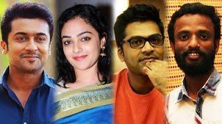 Surya's 24 movie & Simbhu's INA(Idhu Namma Aalu) movie Updates spl hot tamil cinema video news