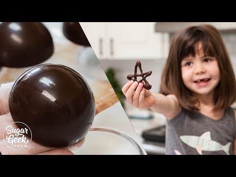 How To Temper Chocolate Three Easy Ways!