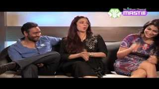 Ajay Devgan & Tabu   Drishyam    See Taare Mastiii Mein (Episode 36)