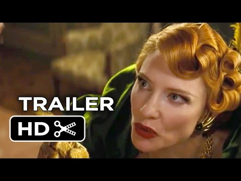 Cinderella Official Trailer #3 (2015) - Lily James, Cate Blanchett Movie HD
