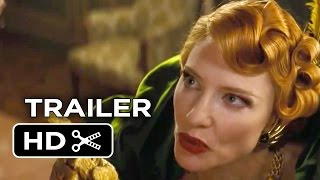 Cinderella Official Trailer #3 (2015) - Lily James, Cate Blanchett Movie HD thumbnail