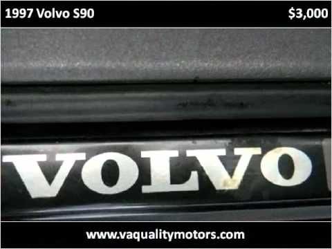 1997 Volvo S90 Used Cars Louisville KY