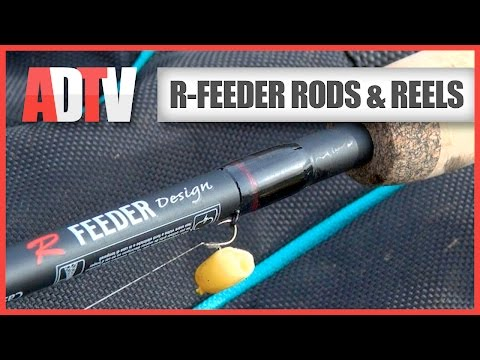 Rive R-Feeder Rods & Reels - Detailed Look With Amer Jawad