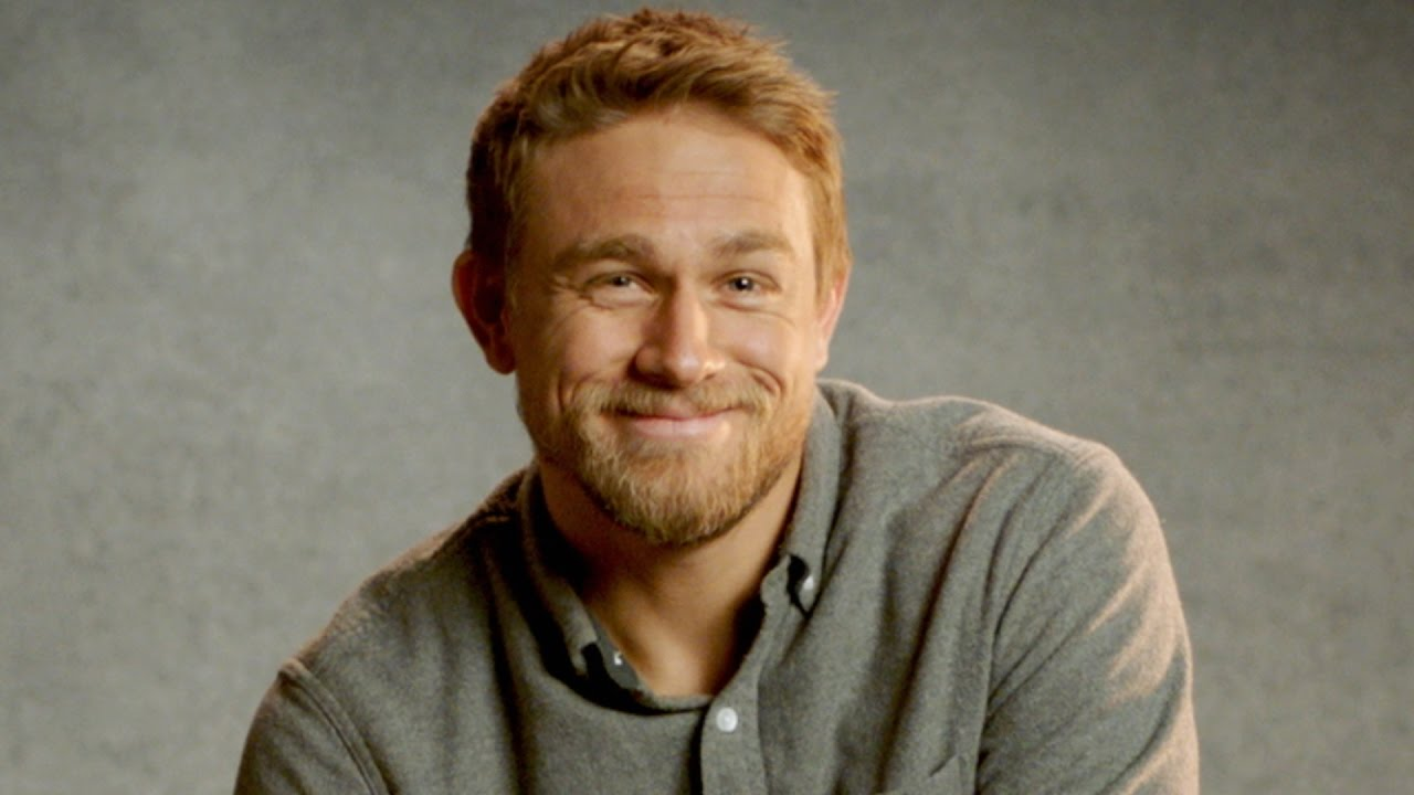 charlie hunnam invites you to the premiere screening of king