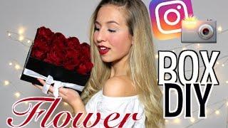 INSTAGRAM  HACK 🌹 DIY FLOWERBOX  🌹GEWINNSPIEL - do it yourself Deko